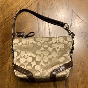 Small Coach Handbag
